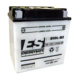 EnergySafe Batterie YB10L-B2 avec acide