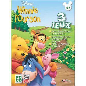 Winnie l'Ourson - 3 Jeux [PC]