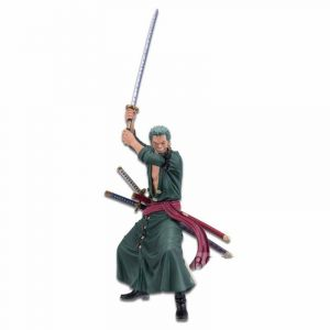 Banpresto 37717 - Figurine - One Piece - Swordsmen Op Zoro