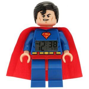 Lego 9005701 - Réveil digital Super Heroes Superman