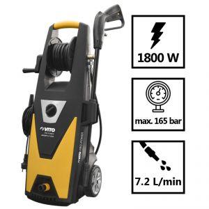 Vito Pro-Power Nettoyeur haute pression 165 bars 1800W
