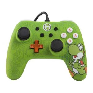 BD et A Manette Filaire Nintendo Switch Core Iconic Yoshi