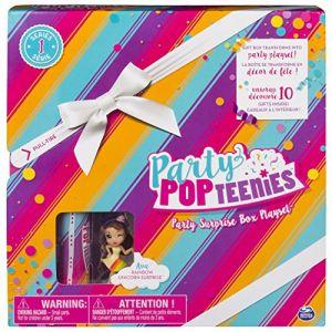 Spin Master Popteenies - Boîte de Fête Surprise (Modèle aléatoire)