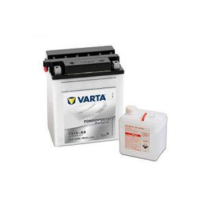 Varta Batterie de moto YB14-A2 12 V 14 Ah ETN 514012014