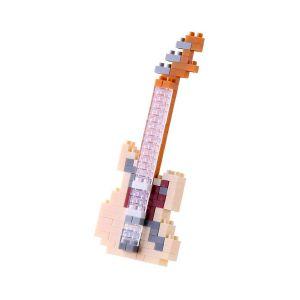 Kawada Nanoblock - Guitare ivoire