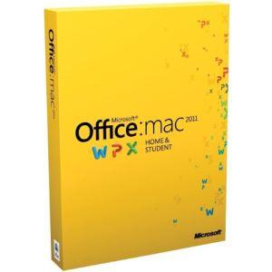 Office Mac 2011 Famillle et étudiant [Mac OS]