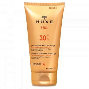 Nuxe Sun - Lait délicieux visage et corps SPF 30