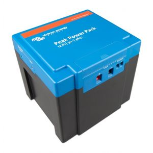 Victron energy	 Batterie au lithium Peak Power Pack 12,8V/30Ah 384Wh - VICTRON