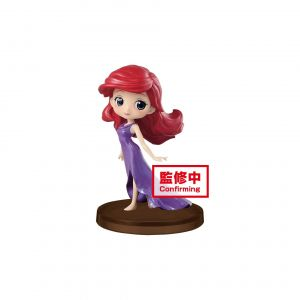 Bandai Disney - Ariel - Figurine Q Posket Petit 7cm Ver. D