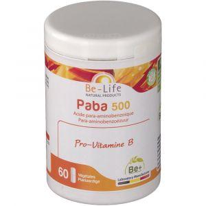 Bio life Paba - Jeunesse de l'organisme 60 gélules