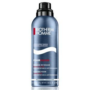 Biotherm Homme Mousse de rasage - Anti-irritations & anti-rougeurs, 200ml