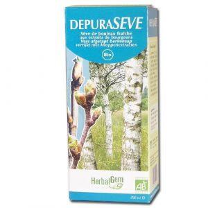 Herbalgem Depuraseve - Dépuratif régénérant sève de bouleau - 250 ml