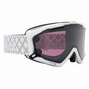 Alpina Panoma Magnetic Q+s L40 QL/CAT1 + SL Black - Masque de ski
