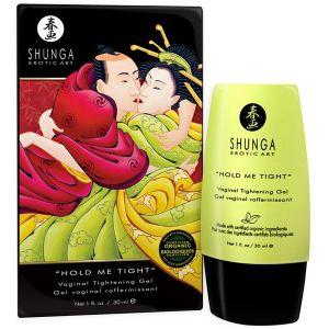Shunga Erotic Art Gel Vaginal Raffermissant Hold Me Tight