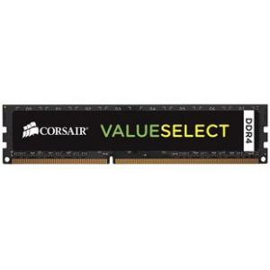 Image de Corsair CMV8GX4M1A2133C15 - Barrette mémoire Value Select DDR4 8 Go 2133 MHz DIMM 288 broches