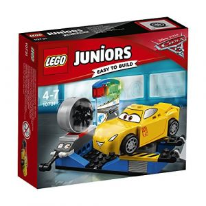 Lego 10731 - Juniors : Le Simulateur de Course de Cruz Ramirez Cars 3