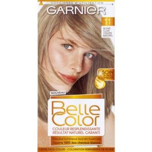 Garnier Belle Color - Coloration permanente n°11 Blond clair cendré naturel
