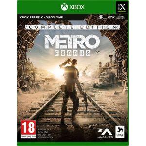 Metro Exodus Complete Edition (Xbox Series X) [Xbox One X]