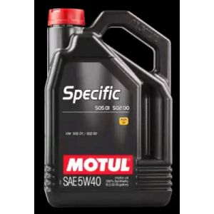 Motul Specific 505 01 502 00 5W-40 (5 l)