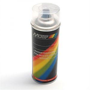 Motip Bombe de peinture gris métallisé M55260 400 ml