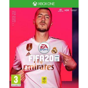 Jeu Xbox One FIFA 20 [XBOX One]