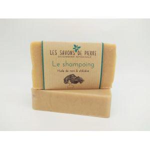 Les savons de Pierre Le shampoing