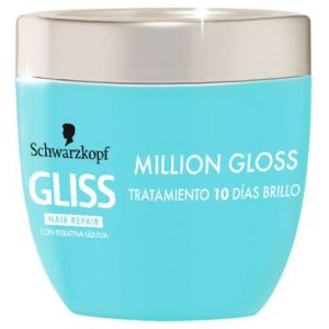 Schwarzkopf Professional Gliss Mask 10 Days Of Shine Million Gloss