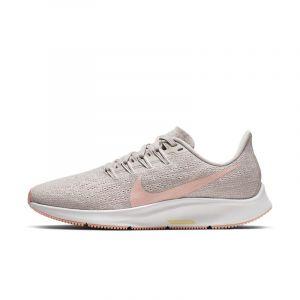 Nike Chaussure de running Air Zoom Pegasus 36 pour Femme - Gris - Taille 36.5 - Female