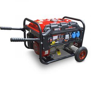 Brick Groupe électrogène 3000W avec roues - Essence - Br