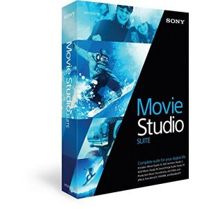 Movie Studio 13 Suite pour Windows
