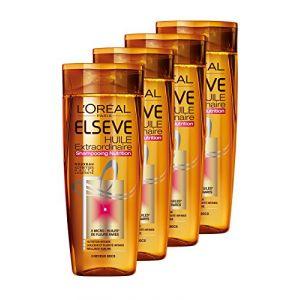 L'Oréal Elsève Huile Extraordinaire Shampooing Nutrition Cheveux Secs 250 ml