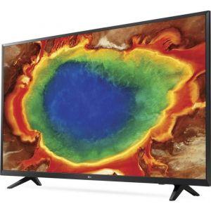 LG 49UJ620V - Téléviseur LED 123 cm 4K UHD incurvé
