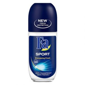 FA SPORT ENERGIZING FRESH 48H deo roll-on 50 ml