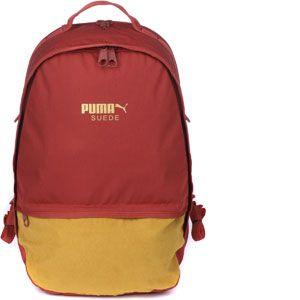 Puma Suede sac à dos rouge