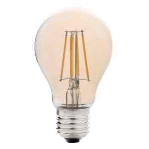 Faro Ampoule A60 Filament Led ambre E27 6W 2200K Dimmable -