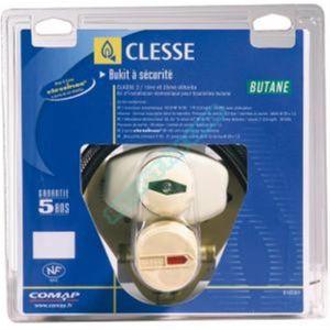 Clesse Bukit inverseur-détendeur classe 1 sans vanne butane INDUSTRIES