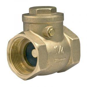 """Invena 3/4 """"clac swing de non-retour clapet laiton valves unidirectionnelles"""