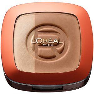L'Oréal Glam Bronze Duo 102 Harmonie Brunes