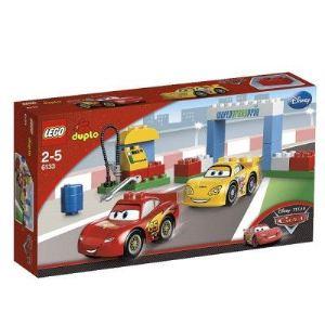 Duplo 6133 - Cars : La grande course