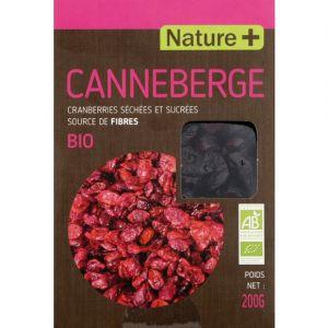 Comptoir des saveurs Canneberge ou cranberry bio séchées et sucrées