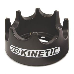 Kinetic Accessoires entraînement Turntable Riser Ring - Black - Taille One Size