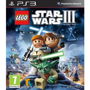 LEGO Star Wars III : The Clone Wars [PS3]