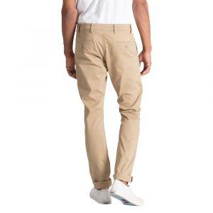 DOCKERS Pantalons Supreme Flex Alpha Skinny L32 - New British Khaki - W29-L32