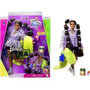 Mattel Extra et animal Superstar - Poupée Mannequin - Dès 3 ans