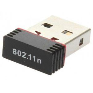 Piles44 Clé Usb Wifi 802.11N 150Mbps Adaptateur Sans Fil