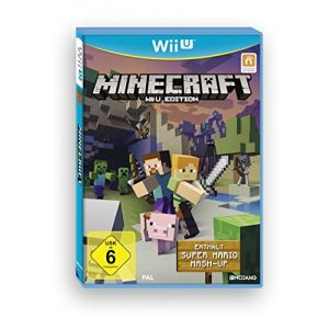 Minecraft Wii U Edition incl. Super Mario Mash-Up [Wii U]