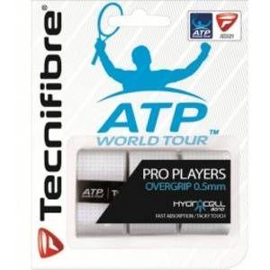 Tecnifibre Squash Pro Players Atp White
