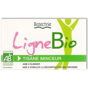 Biotechnie Ligne bio - Tisane minceur 20 sachets