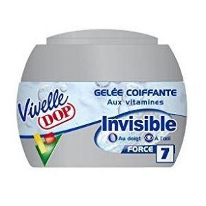 Vivelle Dop Invisible - Gelée coiffante aux vitamines Force 7