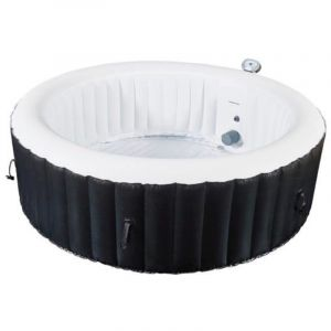 Water'clip Spa gonflable Trinity rond 4 personnes